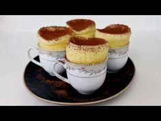 Nincs sütés! Amióta tudtam, hogy GIANT szufla tortát főzhetsz az edényben! # 363 - YouTube Dessert Micro Onde, Cake Recipes, Dessert Recipes, Brownie Cake, Trifle, Flan, Let Them Eat Cake, Afternoon Tea, Nutella