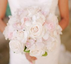 Roses and Orchids, Nina's fav!