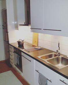 Swedish kitchen, IKEA style.