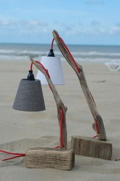 Driftwood Lamp - Wood Lamp - iD Lights | iD Lights