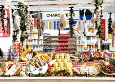 Chanel's supermarket show at Paris Fashion Week