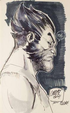 Wolverine by Pepe Larraz *