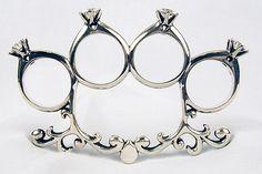 Diamond knuckles