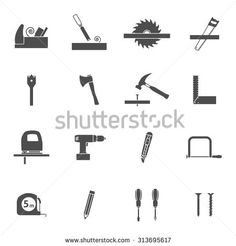 tools names for wood working - Google Search
