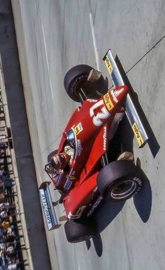2018/3/3:Twitter: @F1_Images : Gilles Villeneuve, Ferrari, Long Beach 1982 #F1 #F11982 #FormulaOne #フェラーリ #フェラーリF1 #Ferrari #FerrariF1 #ScuderiaFerrari #GillesVilleneuve