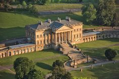 Prior Park from above