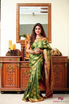 Sony Charistha Saree Photoshoot