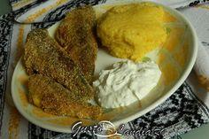 Peste prajit cu malai | GustoLandia