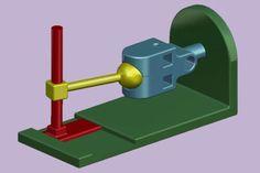Spherical joint mechanism