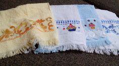 Rosângela Vig Artesanato e decoração: toalhinhas de mão