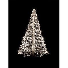 Vickerman B982513LED Garland with 220 Pvc Tips /& 70 Dura Lit Italian Led Mini Lights Warm White//Champagne 9/' X 12 9 X 12