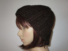 Beanie, Knitted Hats, Knitting, Style, Fashion, Jewelry Dish, Ribs, Headboard Cover, Hair Jewelry