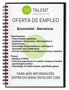 #Economist in #Barcelona