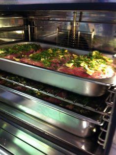 Fläskkarré – Mat i kvadrat