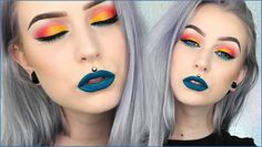 Colorful & Bright Makeup | Evelina Forsell