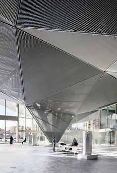ARQA - Estación de alta velocidad de Logroño, España