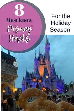 The Holidays are Disney World are some of the most magical times of the year! Learn 8 Hacks that will make a huge difference on your next magical vacation. Disney World Vacation, Disney World Resorts, Disney Vacations, Disney Trips, Disney World Halloween, Mickey's Very Merry Christmas, Enjoy Your Vacation, Animal Magic, Autumn Activities