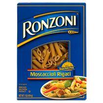 Barilla Pasta Mostaccioli 1 lb My Brands