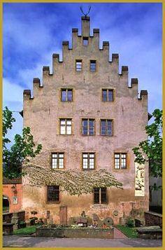Château des Comtes de Wurtemberg-Montbéliard - Riquewihr, Haut-Rhin (France) - Crédit Photo : Yves Noto Campanella