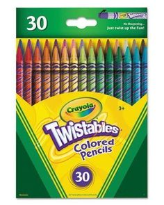 Crayola Erasable Colored Pencils Pre-sharpened Exquisite Craftsmanship; Fully Erasable.. 10 Non-toxic