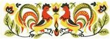 dutch folk art rooster - Bing Images