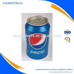 custom printing 330ml aluminum beverage can