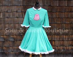 Hey, I found this really awesome Etsy listing at https://www.etsy.com/listing/237999547/star-vs-the-forces-of-evil-dress-cosplay