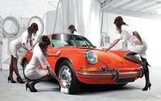 Porsche Car Wash ...