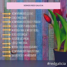 Somos RED GALICIA.🍀 Estamos presentes y disponibles para la escucha y acompañamiento. Nos ayudas a tejer la RED?💓 #redgalicia #centrokilau