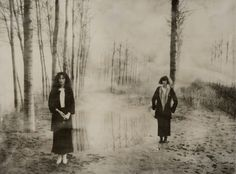 Photography //Deborah Turbeville - More complex than an 8 pg  fashion spred.  There is a story here - and I want more.