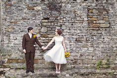 Alternative quirky wedding photography in Derbyshire by Hannah Millard   Hannah Millard