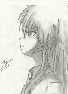 Anime Art pencil