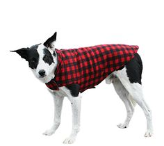 Fargo Fleece Reversible Dog Coat | Clean Run