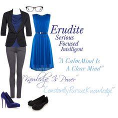 Erudite Outfits