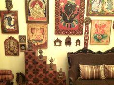 A Maximalist Gurgaon Penthouse Tour/Collectivitea