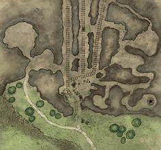 Mine Map by stephengarrett1019.deviantart.com on @DeviantArt