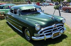 old hudson cars   ... Hudson Hornet dominated stock car racing in those days when the cars