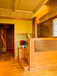 Holidays at Frank Lloyd Wright's Home and Studio, Oak Park, Illinois