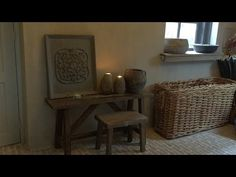 DIY Oud schilderij - YouTube