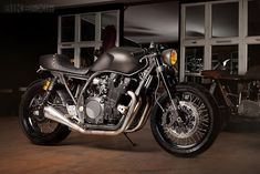 The Yamaha XJR1300 is an uncomplicated bruiser of a bike. The Danish kings of the custom scene have given it a dash of extra style—and power.