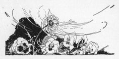 """""""The Windflower's Story"""" (found in the book, 'Sandman's Goodnight Stories', by Abbie Phillips Walker)"""
