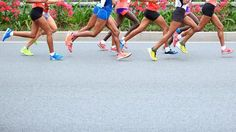 Ways to Survive Running in the Heat: Sign Up for Late Summer