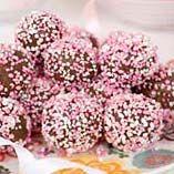 Förtrollade stenbumlingar - Recept http://www.dansukker.se/se/recept/fortrollade-stenbumlingar.aspx #barnkalas #inspiration #recept