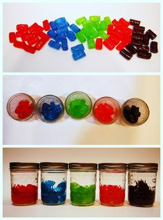 How to: Jolly Rancher Vodka
