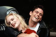"Juliette Lewis, C. Thomas Howell in ""That Night"" (Craig Bolotin, 1992)"