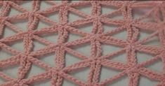 "Inspired By Nature: Learn How To Crochet A ""Flower Of Life"" Shawl!"