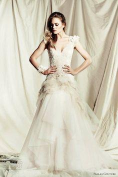Pallas Couture 2013/2014 Wedding Dresses