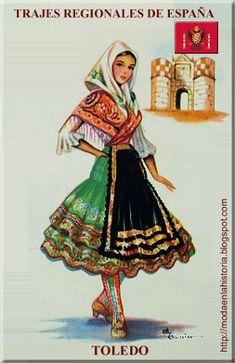 Folklore, Folk Costume, Costumes, Regional, Folk Clothing, Spanish Art, Spanish Fashion, Cultural, Bad Girl Aesthetic