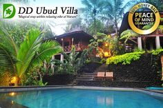 Peaceful Family Getaway to Ubud, Bali Image 1