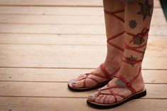 Hey, I found this really awesome Etsy listing at https://www.etsy.com/listing/193452612/red-leather-women-sandals-gladiator